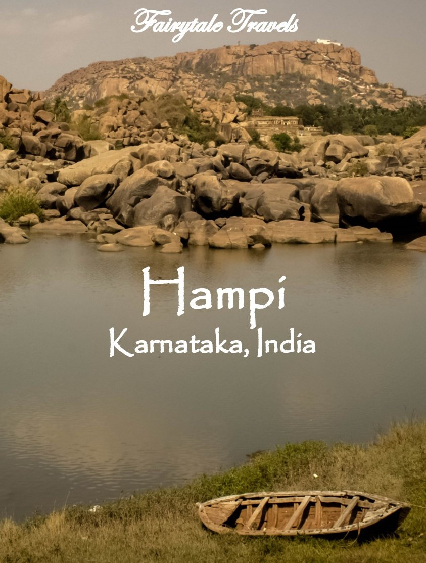 Pin this image if you liked our blog on Hampi