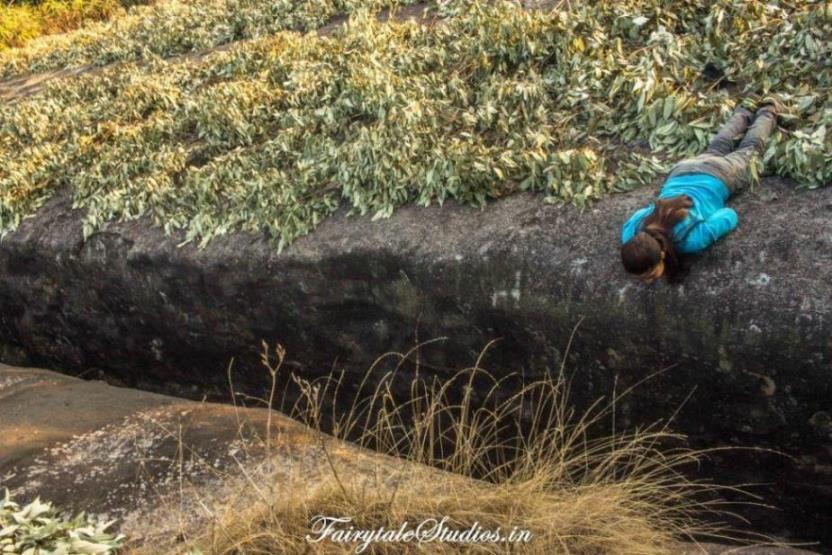 Split Rock_Mawlyngbna Village_The Meghalaya Odyssey