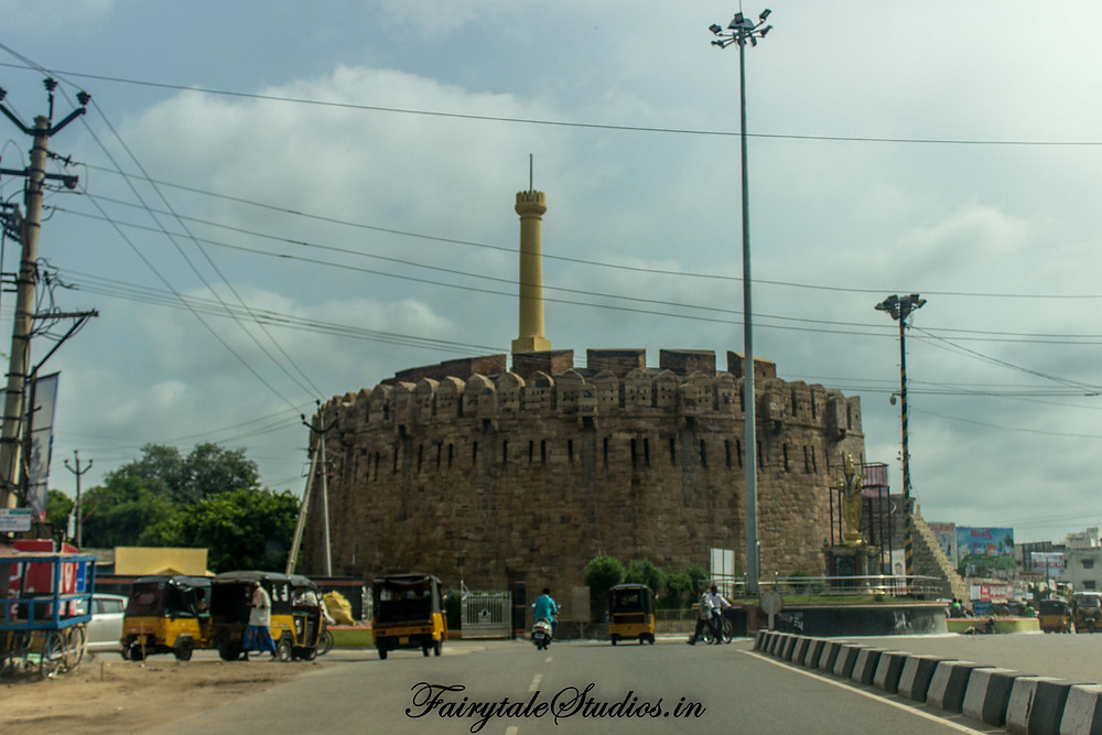 Kurnool fort or Konda Reddy fort in Kurnool