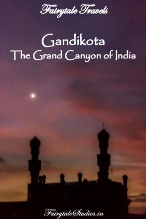 Gandikota-Grand Canyon of India