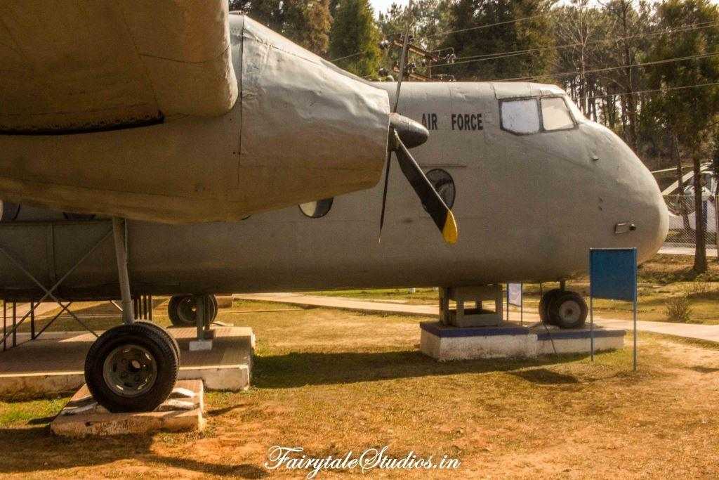 Airforce museum_The Meghalaya Odyssey_Fairytale Travel Blogs