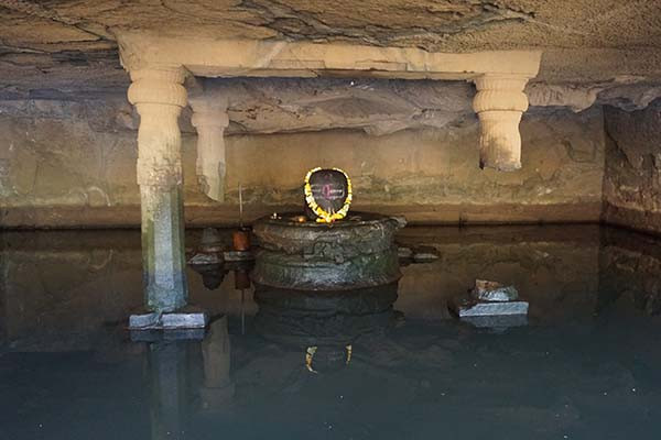 Kedareshwar Caves, Harishchandragad Fort trek, Maharashtra. Image sourced from Google Images