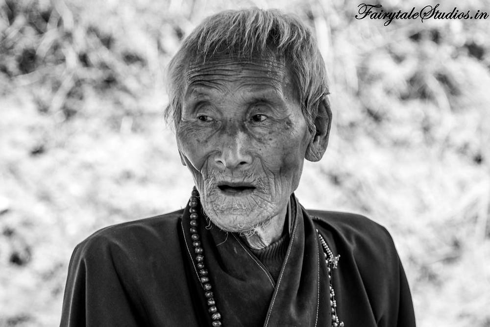 Elderly people_Bhutan