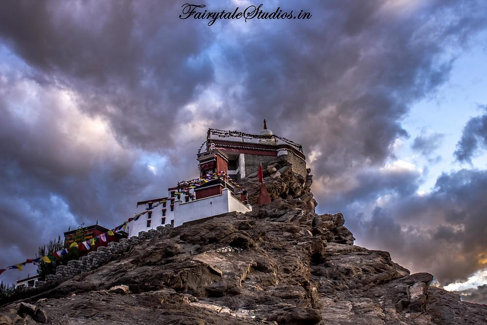 Thiksey Monastery - Ladakh's largest monastery (The Zanskar Odyssey)