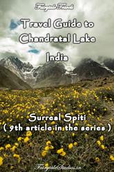 Chandratal Lake, Spiti Valley, India