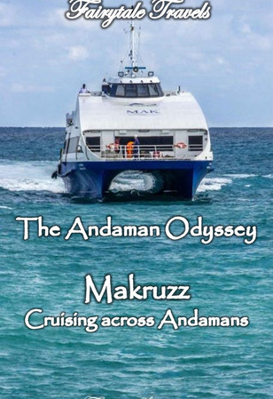 Travel with Makruzz in Andamans