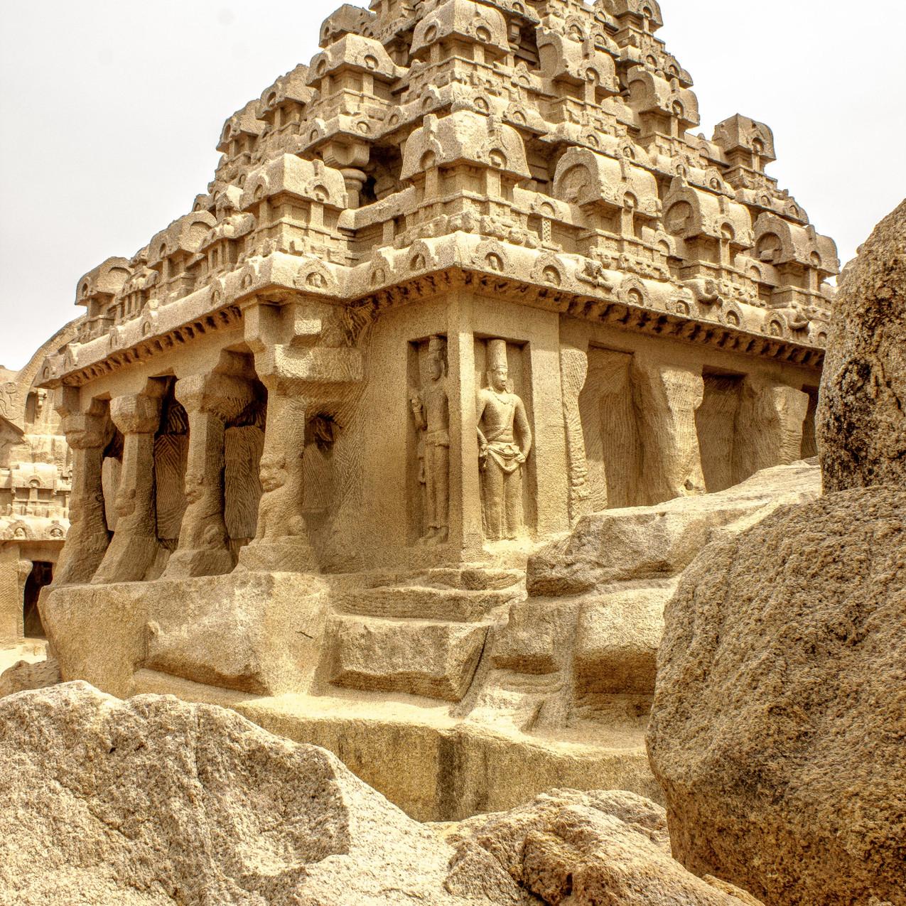 Panch Rathas_Mahabalipuram_Fairytale Travel Blog (4)
