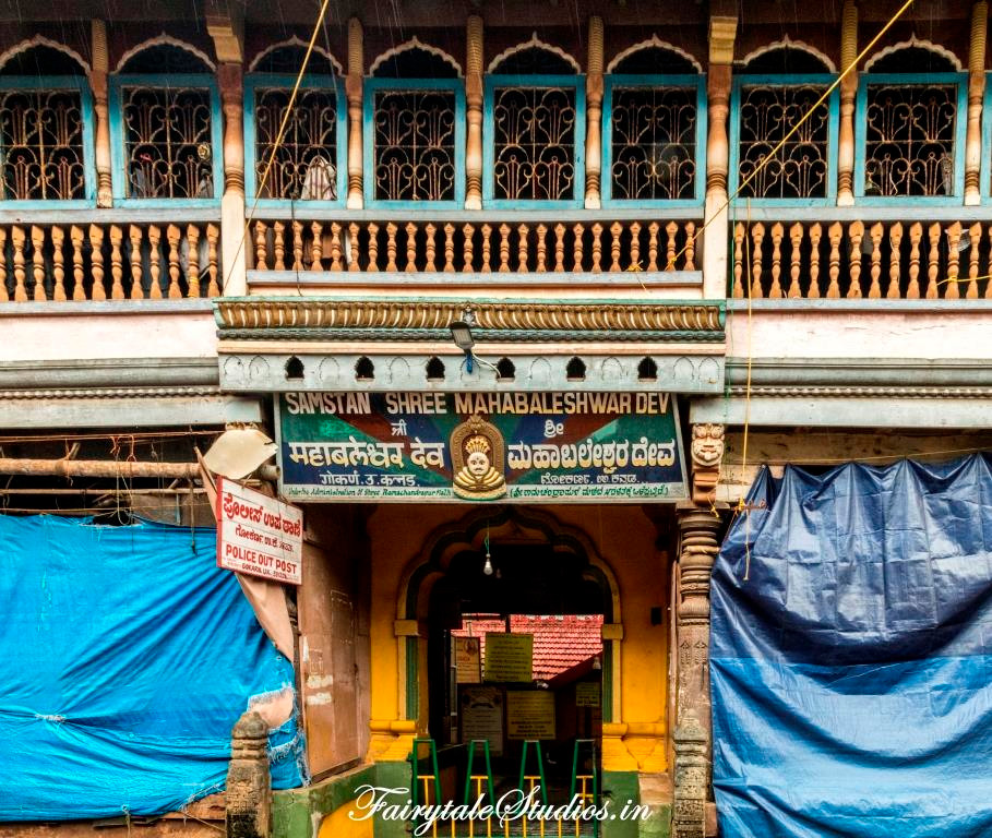 Sri Mahabaleshwara Swamy temple, Gokarna_Places to visit in Gokarna