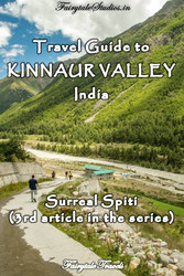 Travel guide to Kinnaur Valley, Himachal Pradesh - India