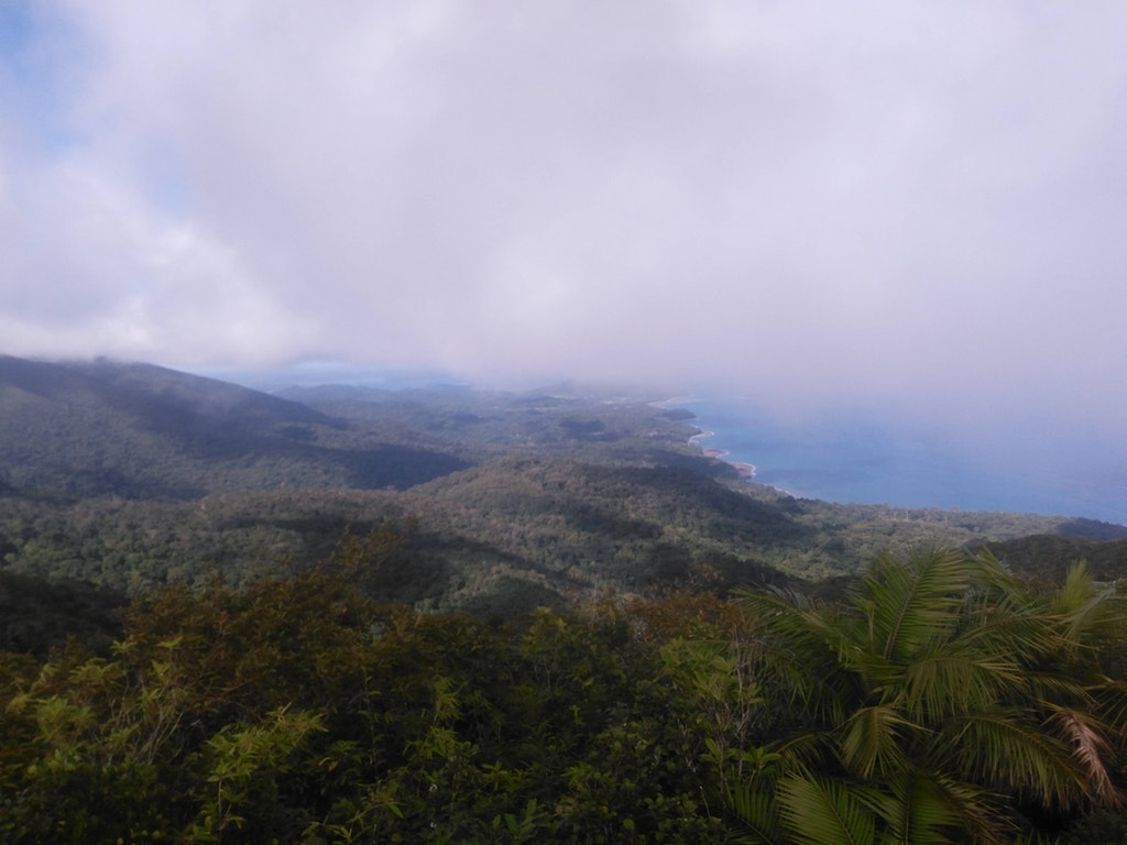 View from Saddle Peak