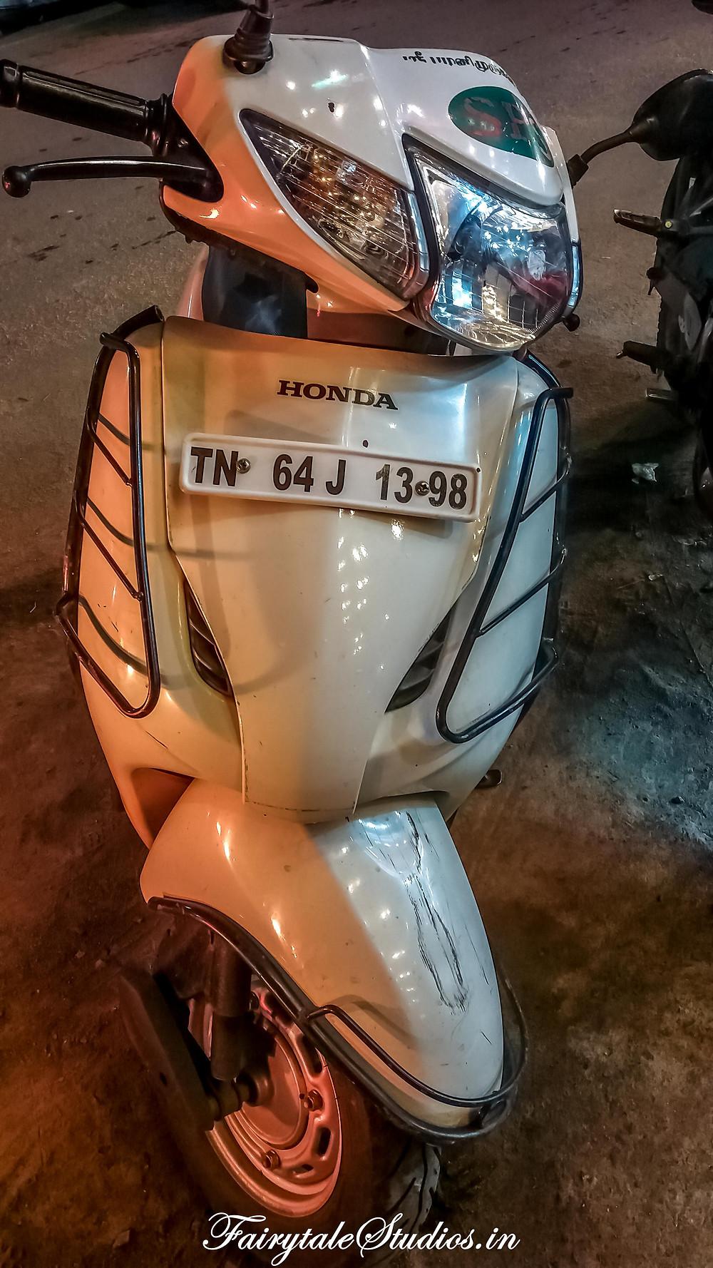 Though options are few, you can hire 2 wheelers in Kodaikanal
