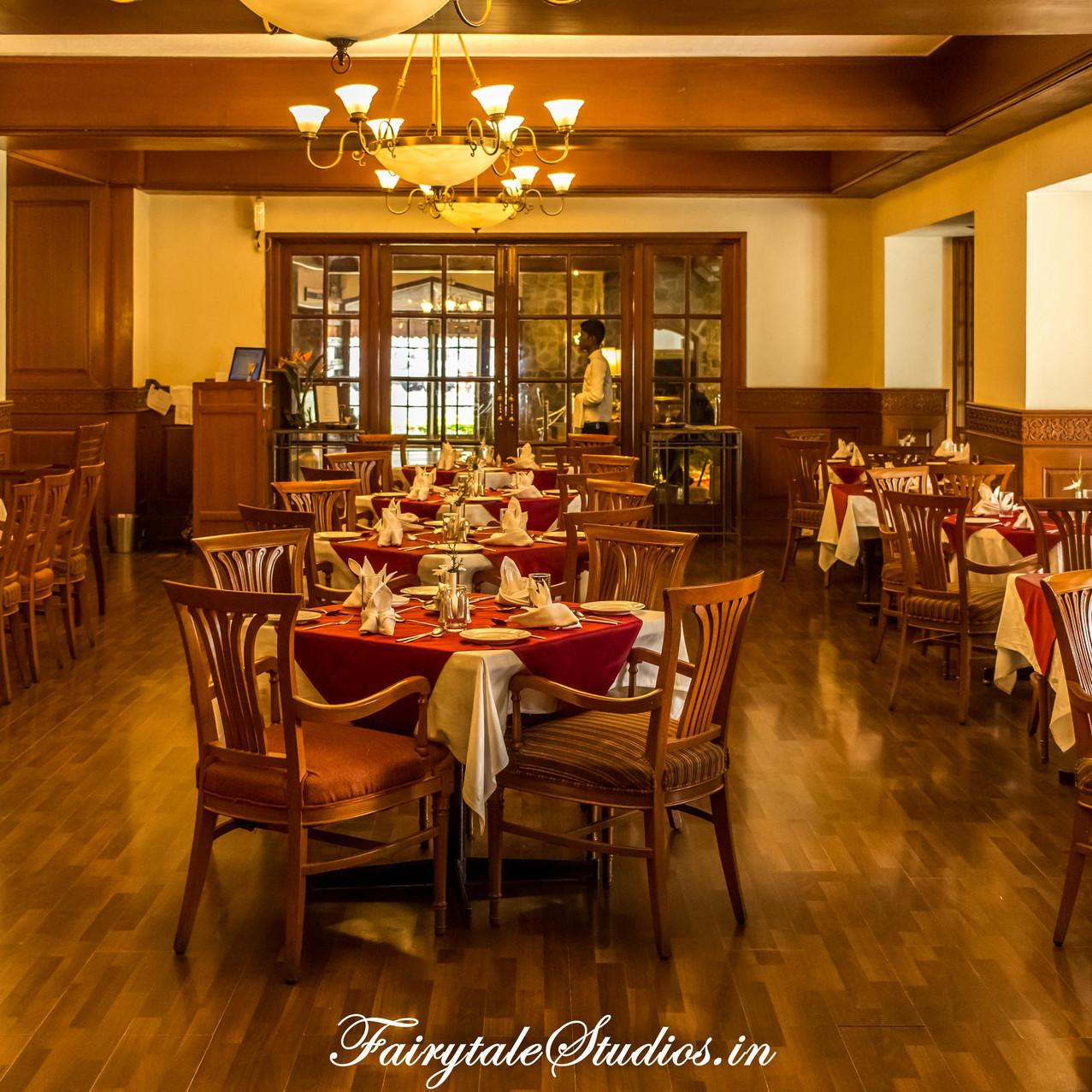Restaurant_The Carlton Kodaikanal_Fairytale Travels (4)