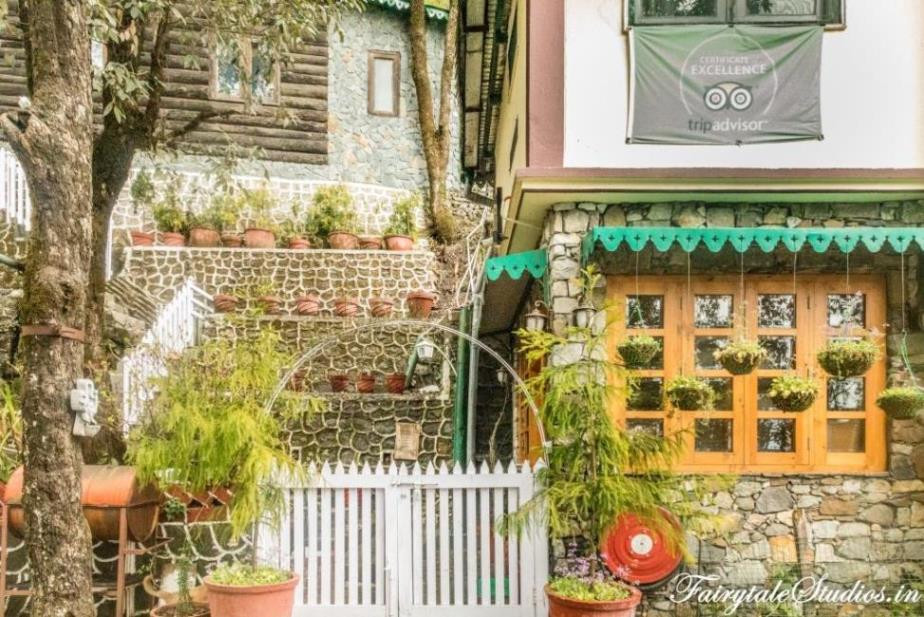 La Villa Bethany homestay at Landour (near Mussoorie), Uttarakhand - India