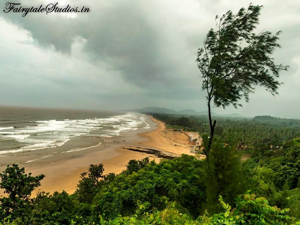 Gokarna main beach_Places to visit in Gokarna