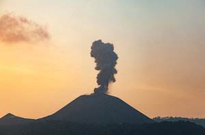 Barren Island, the only active volcano of South Asia (till Bali happened)_The Andaman Odyssey_Fairytale Travels_ Picture by Arijayprasad