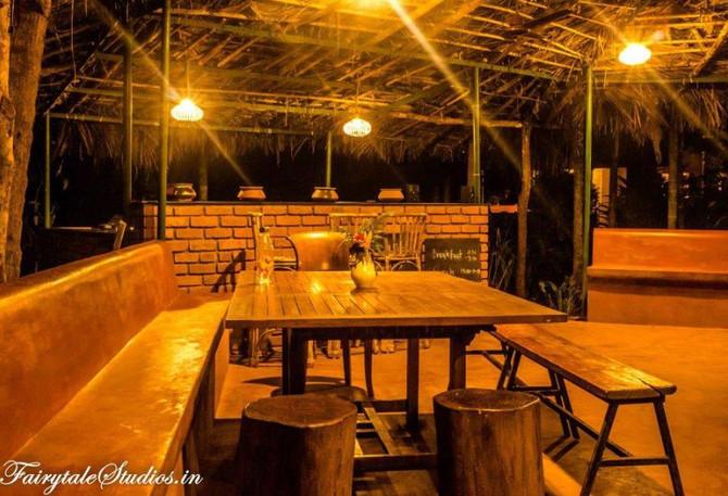 Cafe_Dudhsagar Plantation Spice farm sta