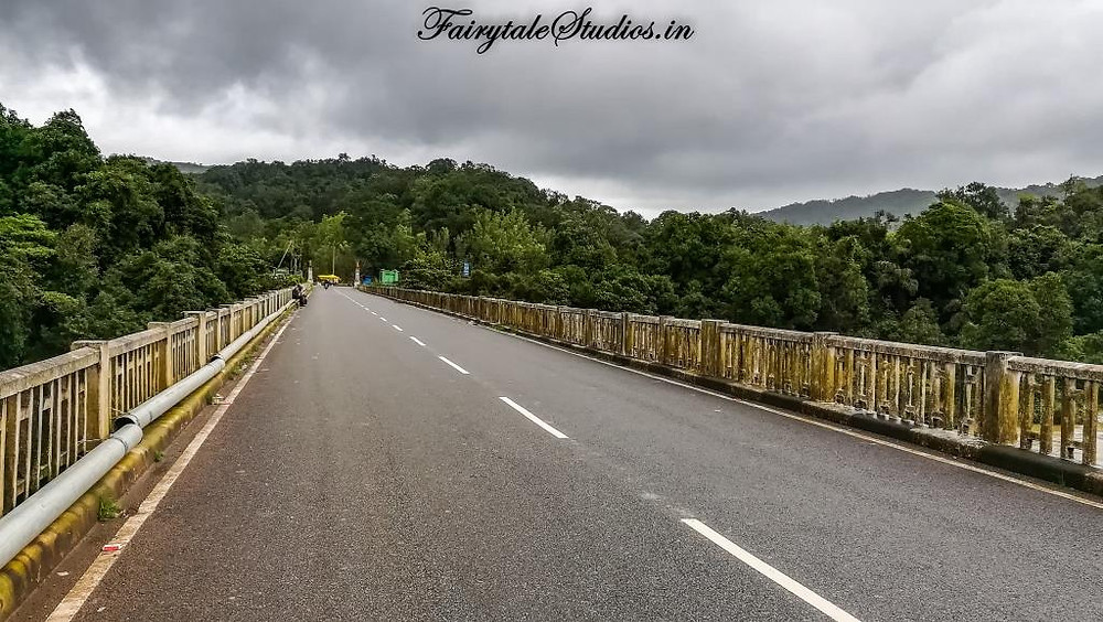 Way to Jog Falls, Karnataka - India