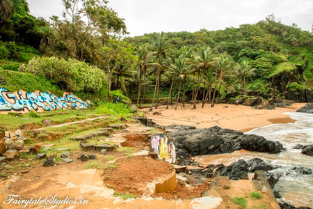 Paradise Beach_Gokarna Places to visit_F