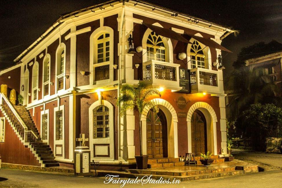 WelcomHeritage Panjim Inn, Goa is our recommended place to stay in Fontainhas, Goa
