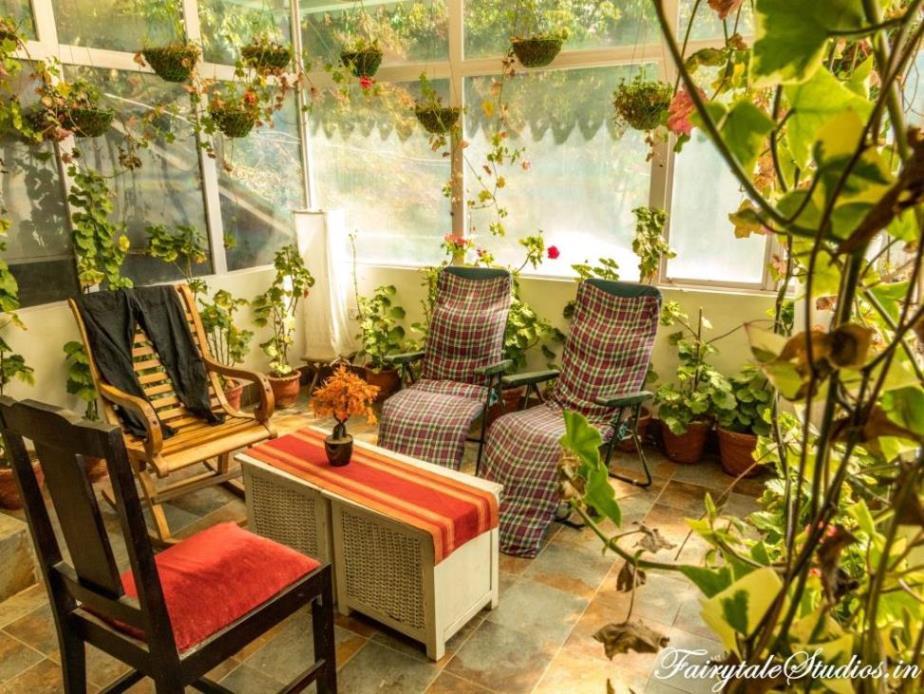 La Villa Bethany - an eco-friendly homestay in Landour, near Mussoorie - India