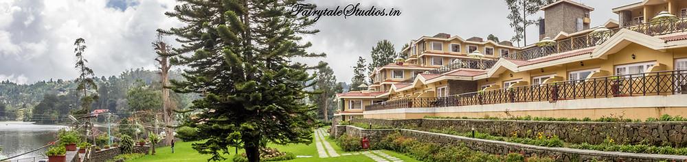 On the edge of Kodaikanal Lake lies the ultimate luxurious getaway, The Carlton
