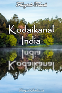Pin this image if you liked our travel guide and helped you create perfect itinerary for Kodaikanal, India