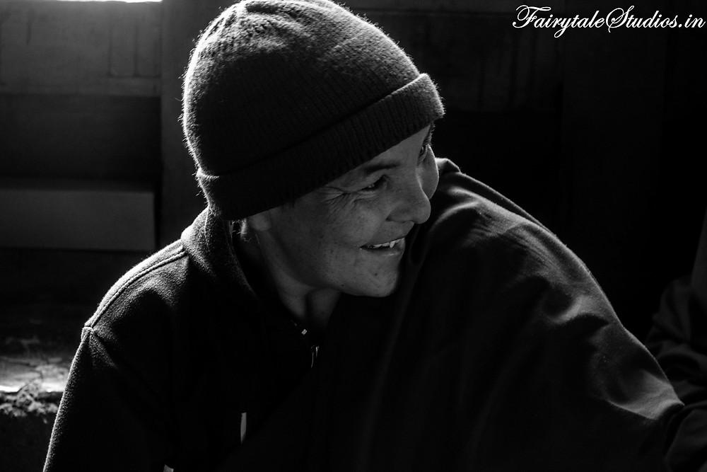 Faces of Ladakh celebrating Mentok Stano in Mulbekh monastery (The Zanskar Odyssey travelogue)