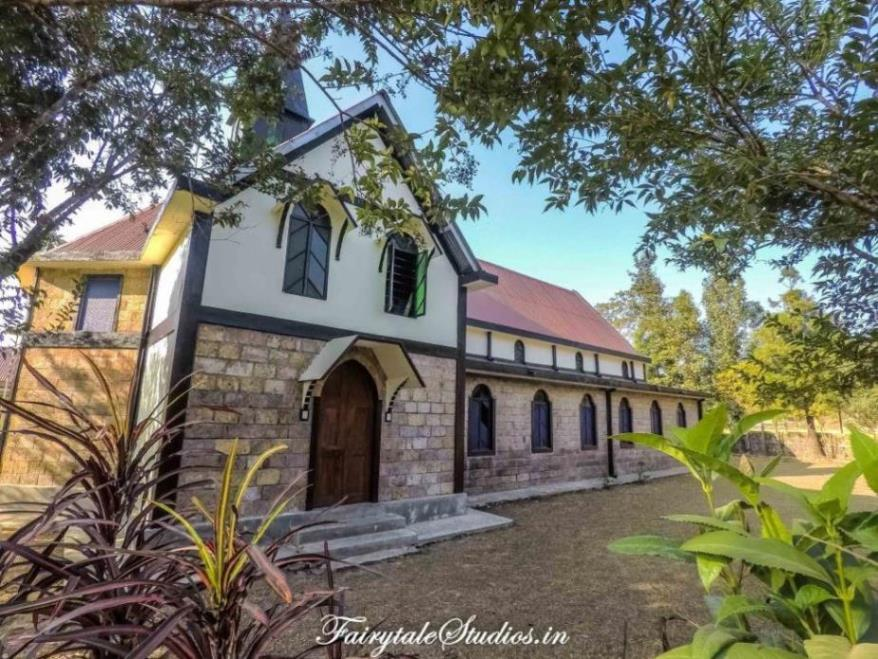 Church_Mawlynnong_The Meghalaya Odyssey_Fairytale Travels (2)