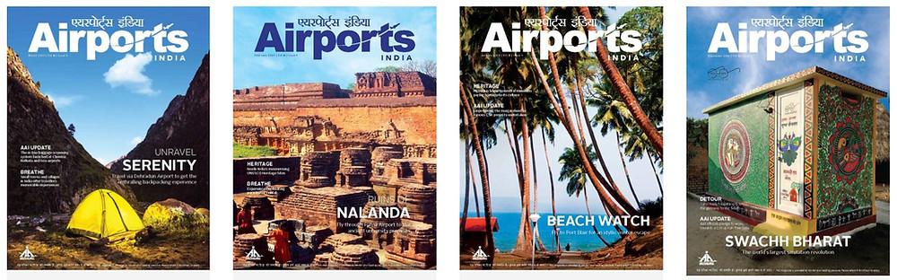 Airports india magazine