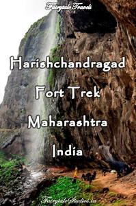 Harishchandragad fort trek, Maharashtra