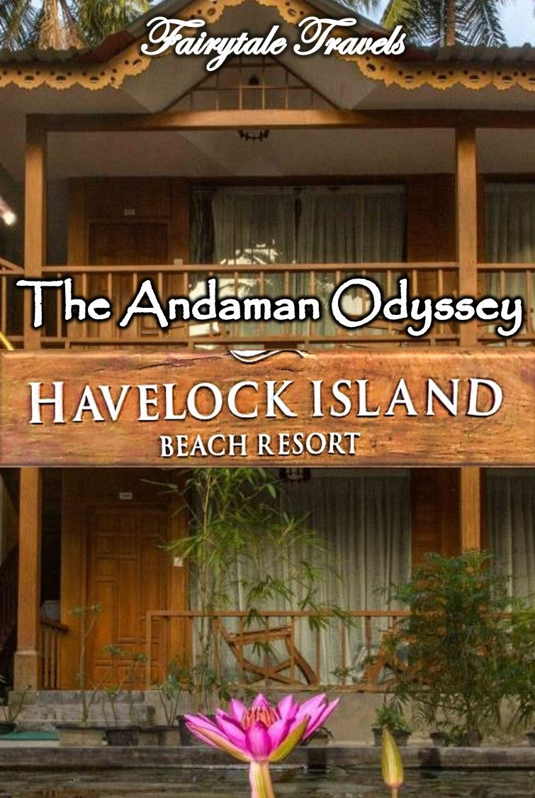 Pin this image if you liked this review of Havelock Island Beach Resort