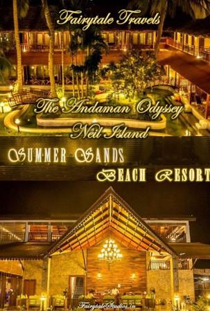 Summer Sands Beach Resort, Neil Island (Shaheed Dweep), Andamans