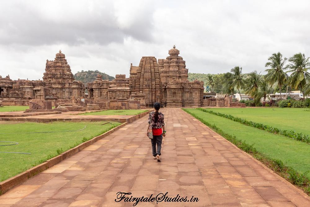 Group of monuments at Pattadakal and Aihole, Karnataka