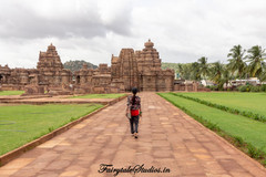 Visit group of monuments at Pattadakal and Aihole, Karnataka
