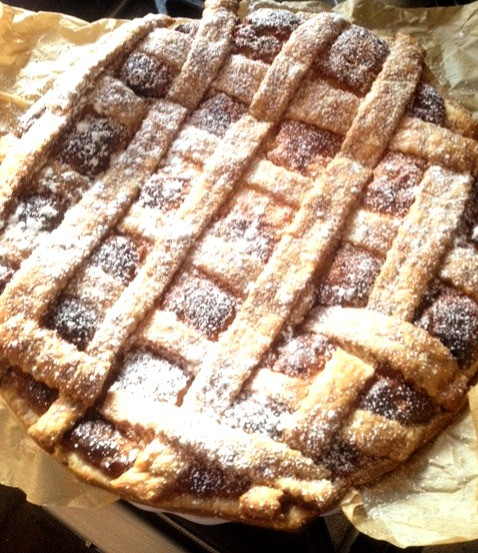 PASTIERA NAPOLETANA - DON'T SHOOT THE MESSENGER.