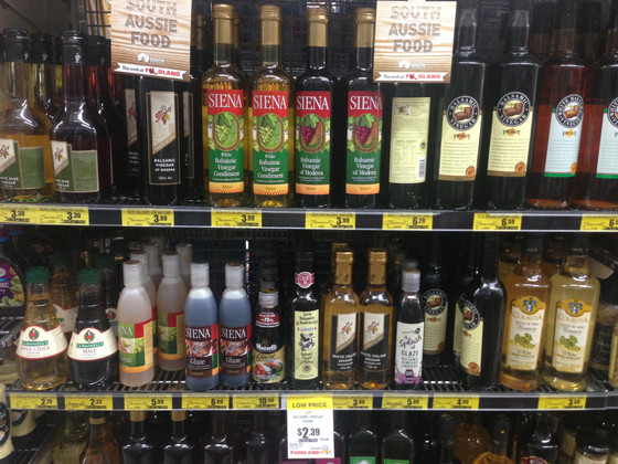 IT'S CRIMINAL! THE GREAT BALSAMIC VINEGAR SWINDLE.
