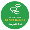 Angie's List Rating