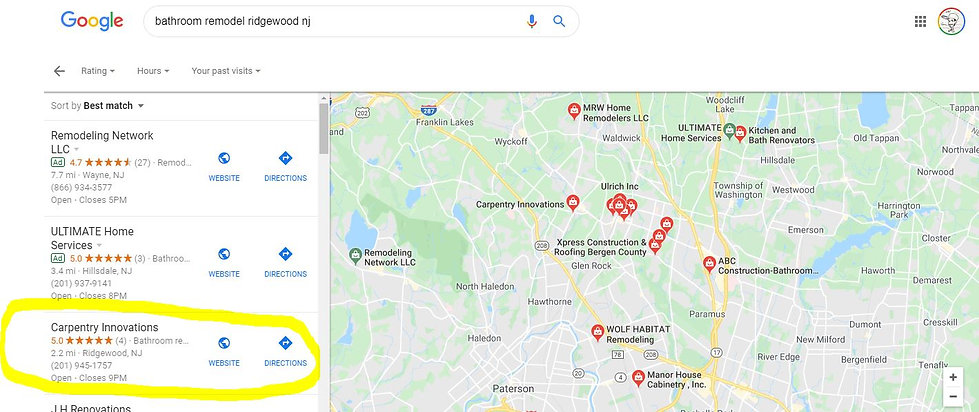 google maps listing screen shot.JPG