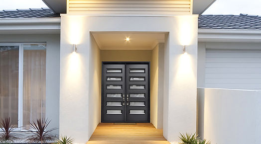 Buffalo Forge Steel Doors