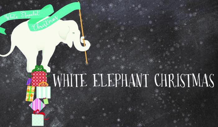 White Elephant Christmas