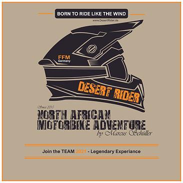 COMPProject - Desert Rider