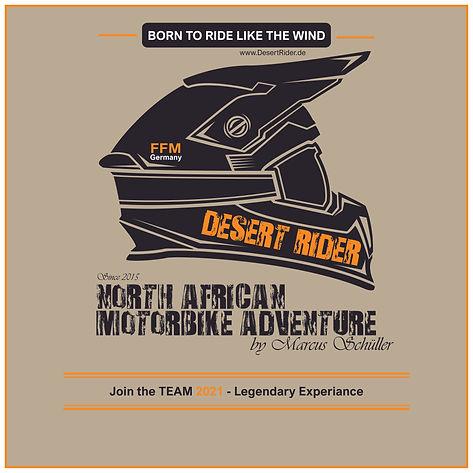 COMPProject - Desert Rider Helm