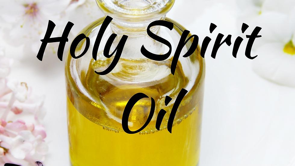 Holy Spirit Oil