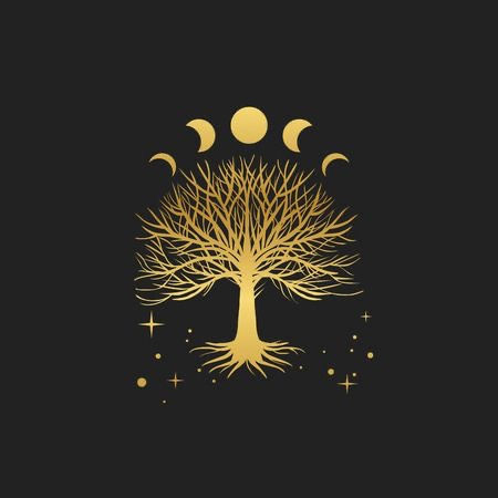 Tree of life spread