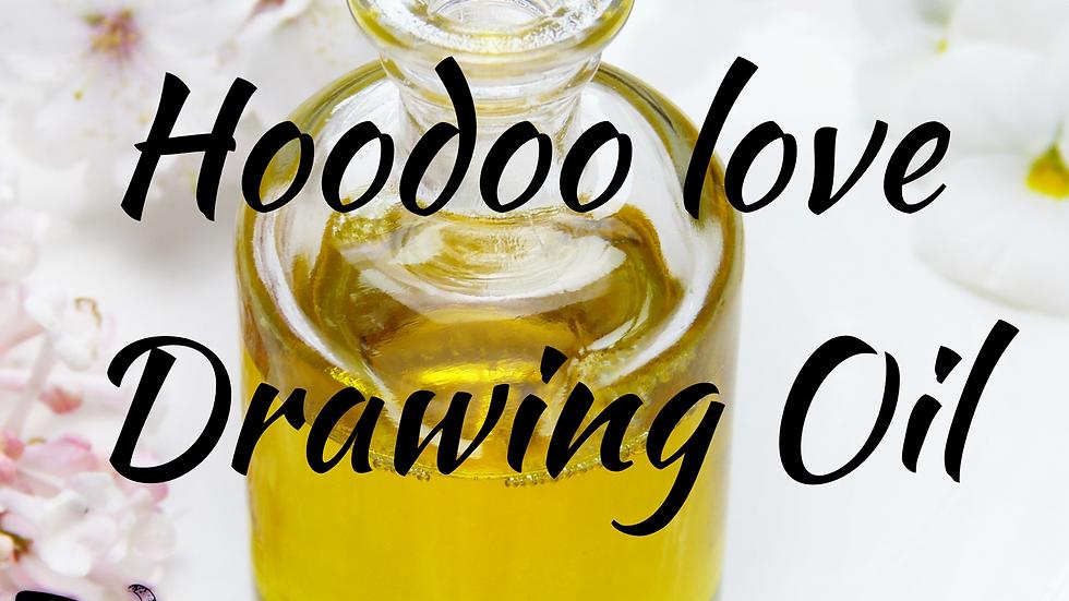 Hoodoo Love Drawing