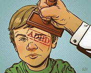 A cure for ADHD?  A fix?  What do you do if you are like me?