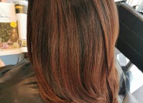 A little knowledge behind a hair transformation