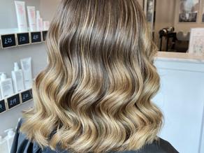 Top Balayage hairstyles for dark hair