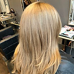dirty blonde wheat blonde highlights tun