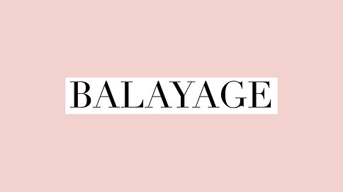 balayage hairdressers Tunbridge Wells
